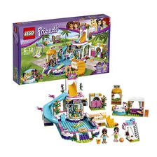 LEGO Friends - Летний бассейн