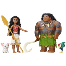 Набор Моана и Мауи (Hasbro) 30-31 см / Disney Moana Adventure Collection