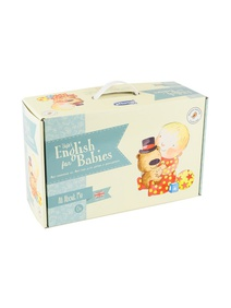 "Набор ""Skylark English for Babies. All About Me"""